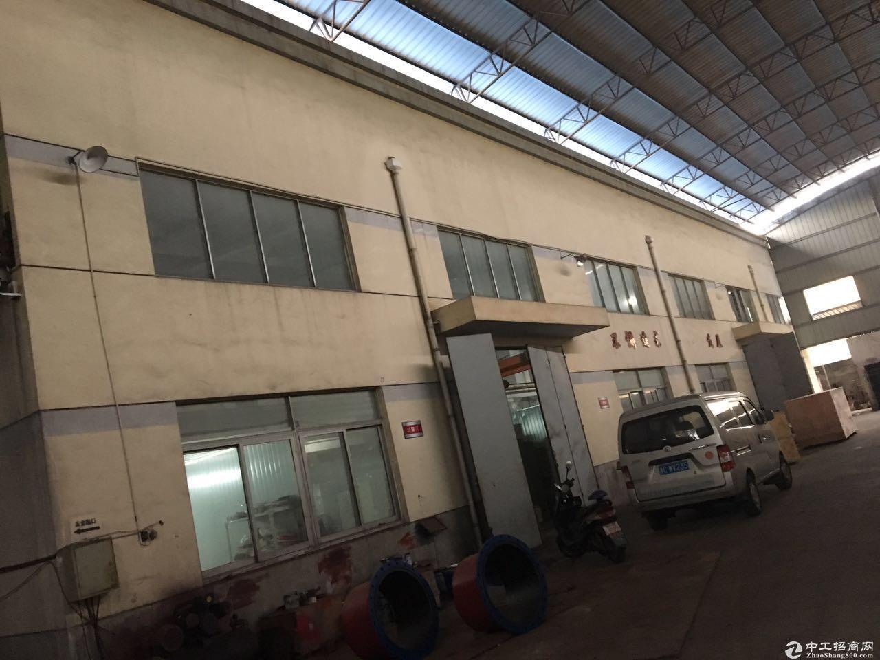 松江工业区104板块火车头1961平方单价1800万出售-图5