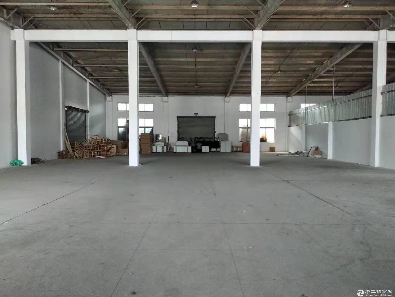 亭林西部600平厂房,104产证齐,适五金机械,仓库物流等!