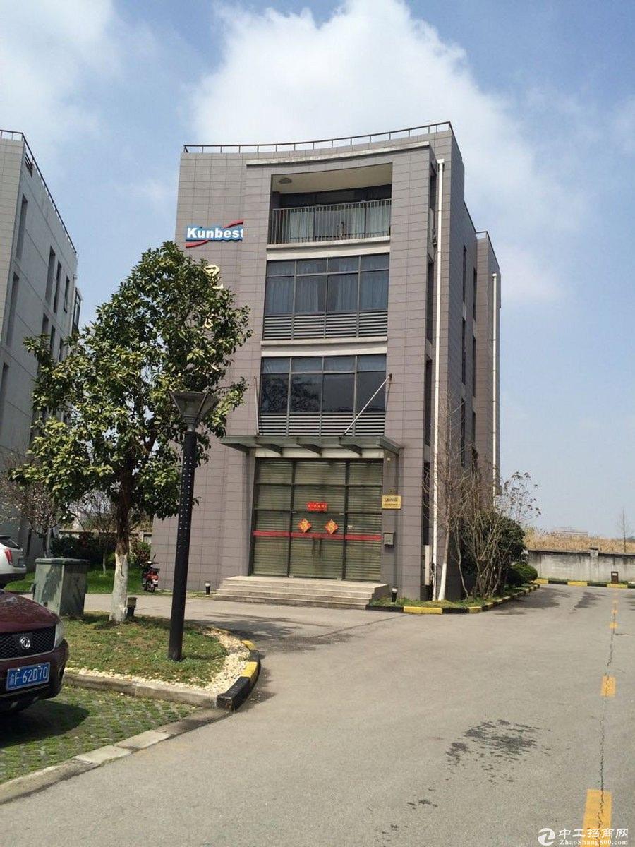 G15旁635平方绿证50年办公仓储先生产104板块