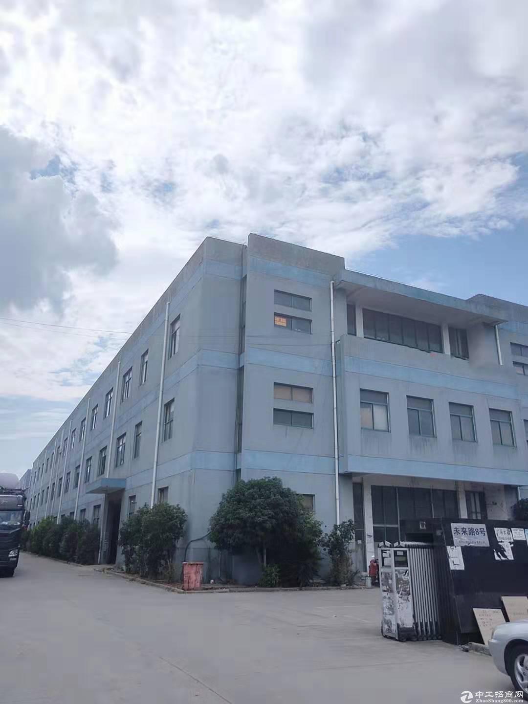 苏州相城区北桥厂房出租 3层 总面积6000多平