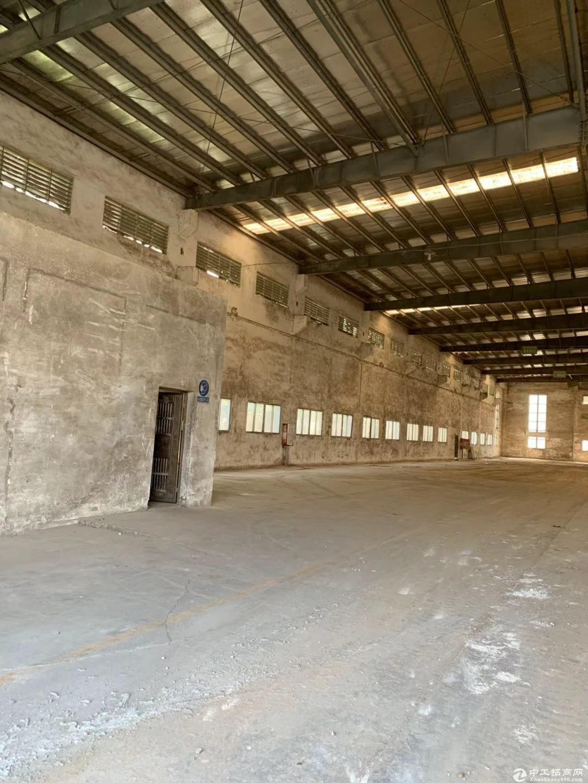 江海高新区滘头单一层厂房4000方出租 水电齐全可分租