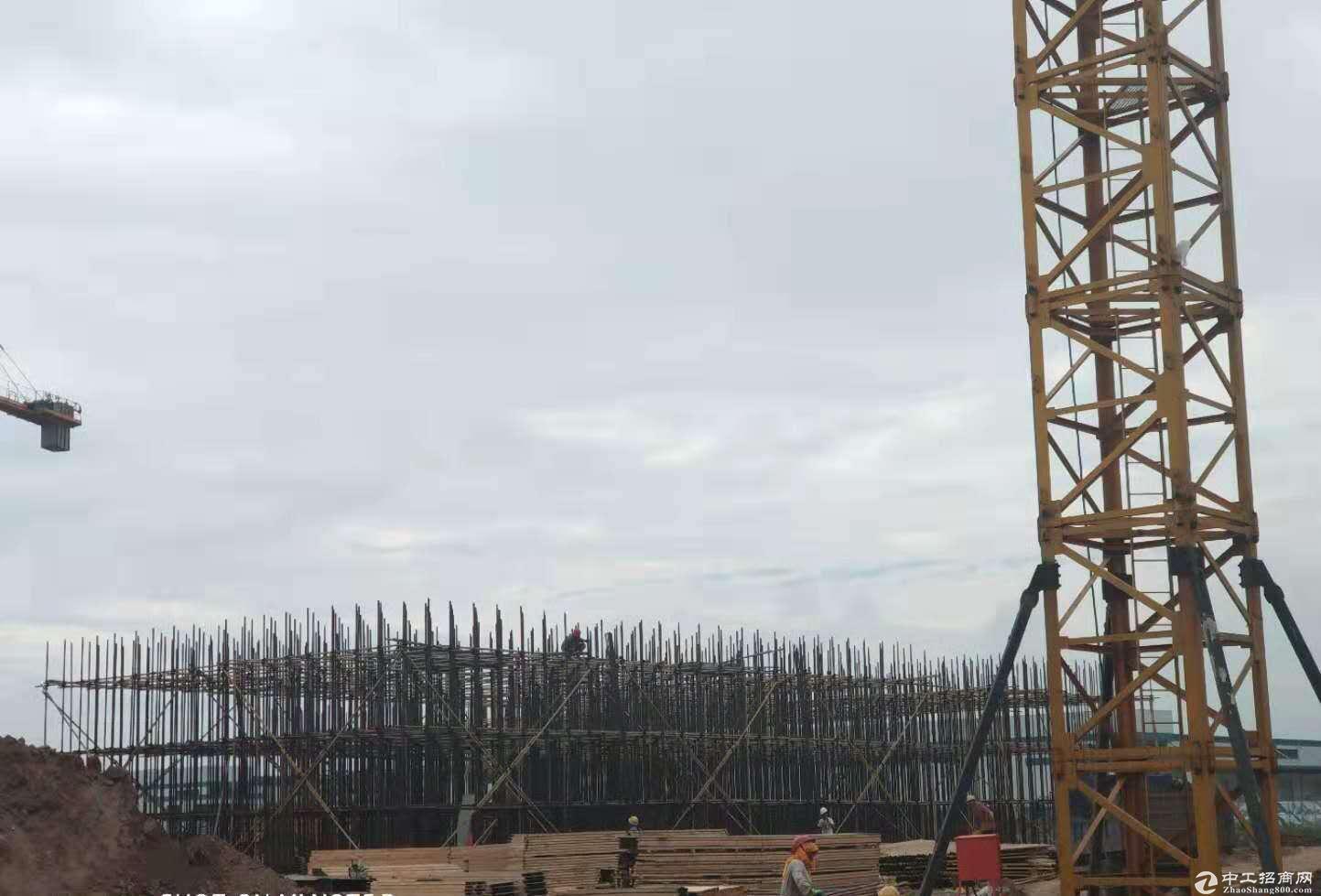 产业新区标准厂房,首层7.2米,手续全,大产权可贷款环评