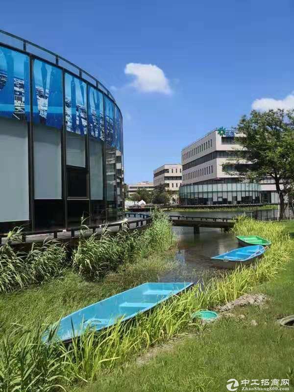 闵行浦江研发办公总部出售近联航路地铁站可按揭