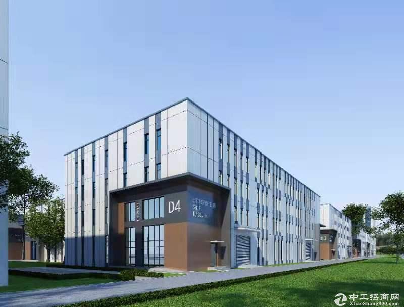 上海周边产权50年 独栋全新标准厂房 单价2700