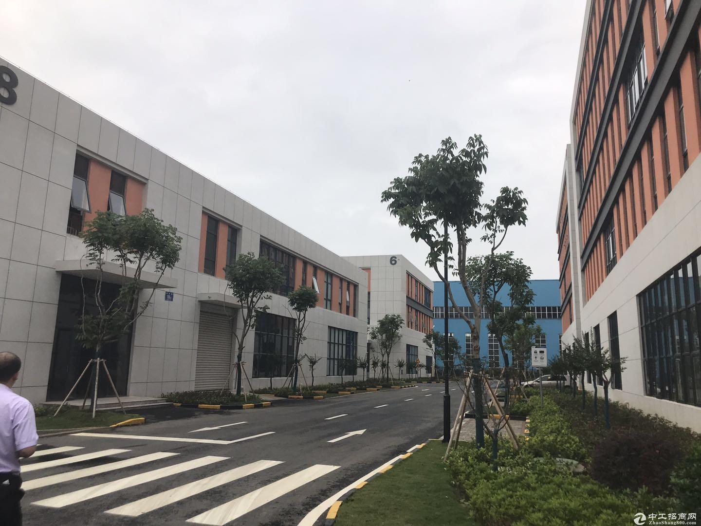 【产业园厂房】8米层高 适合生产研究