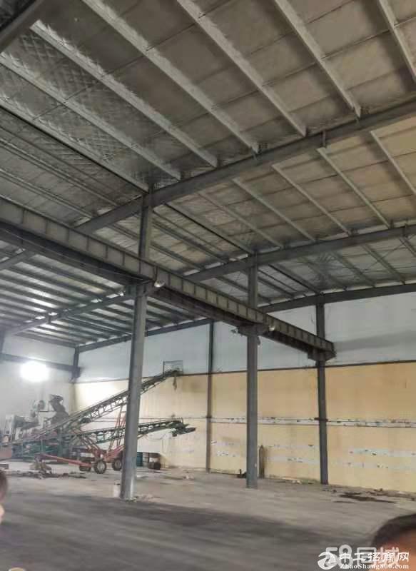 湖北老河口仙人渡镇钢构厂房出租(1000平方)