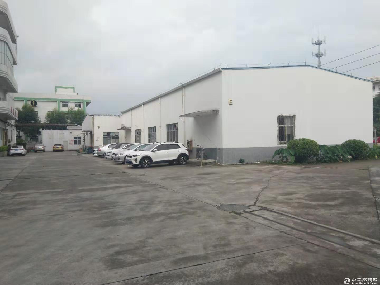 东莞寮步向西工业区厂房出售26500平方