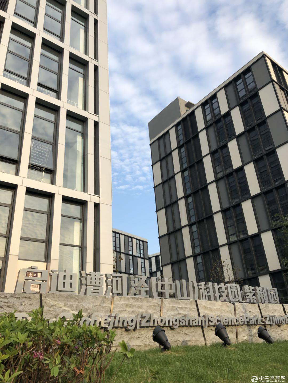 【启迪漕河泾科技园】独栋研发楼可分层出售-图2
