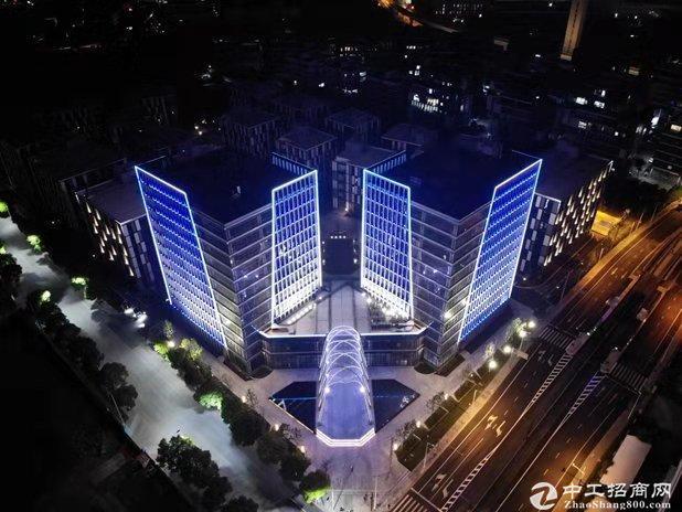 【启迪漕河泾科技园】独栋研发楼可分层出售-图5