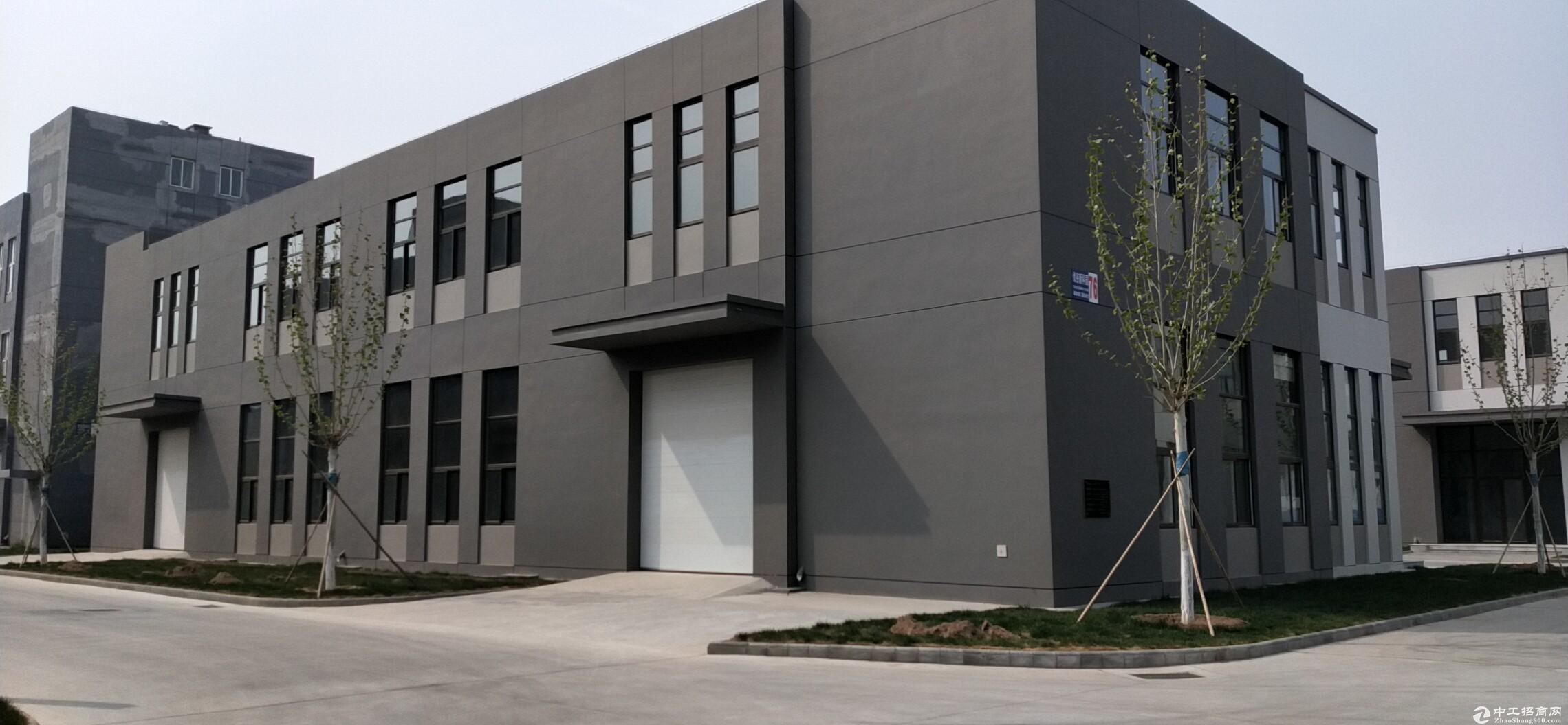 高铁旁厂房出售,1500平标准厂房,能环评,手续齐,多行准入-图2