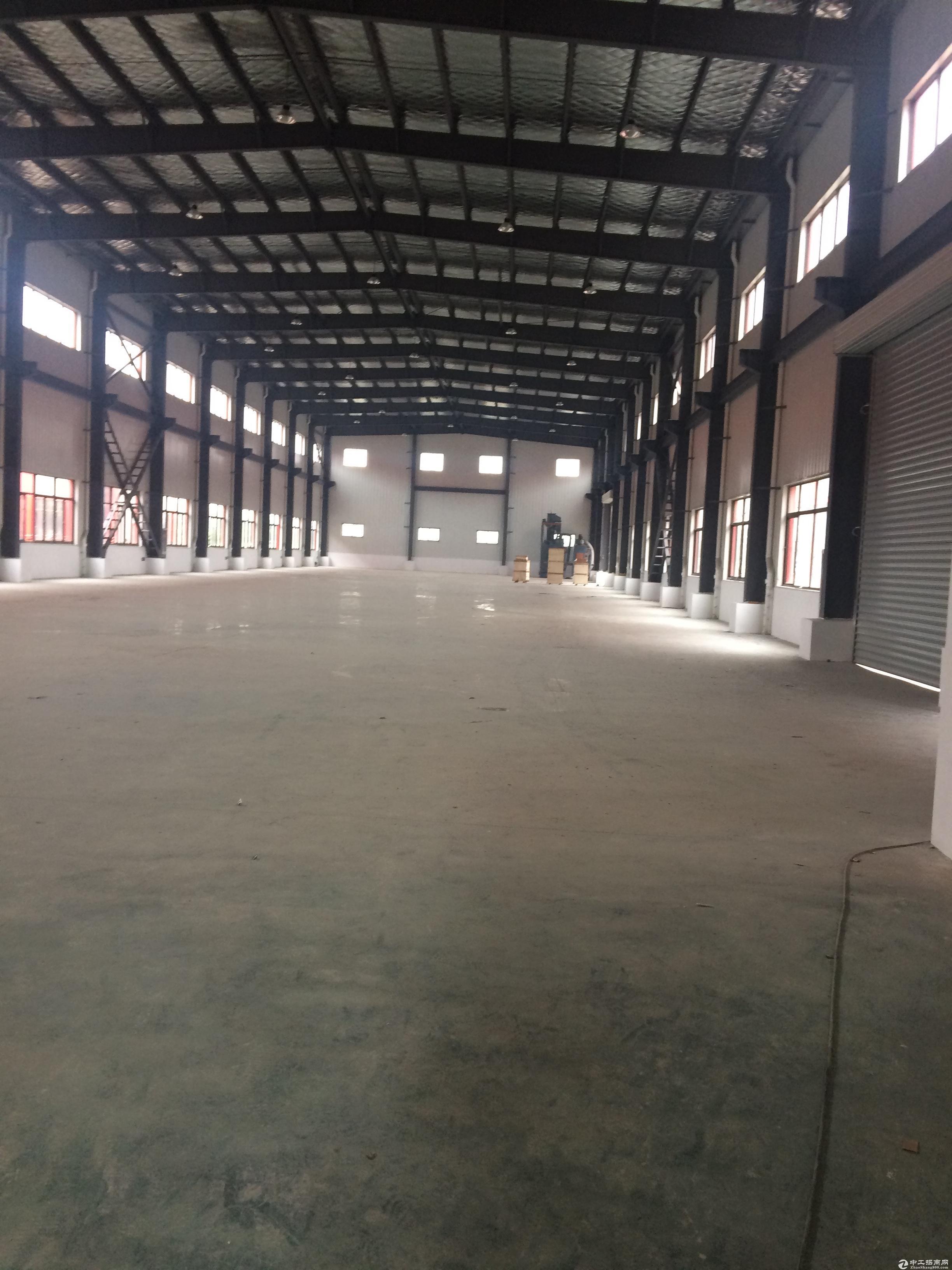 出售昆山周市《单层 层高10米》厂房