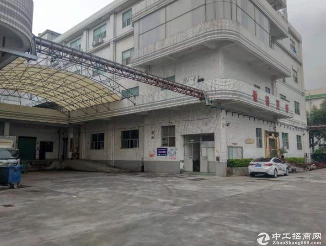 东莞清溪镇高速出口附近5500平米厂房出售