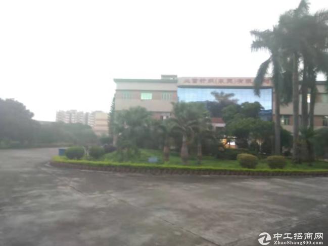 东莞独院塘厦厂房出售8286平米有证带装修
