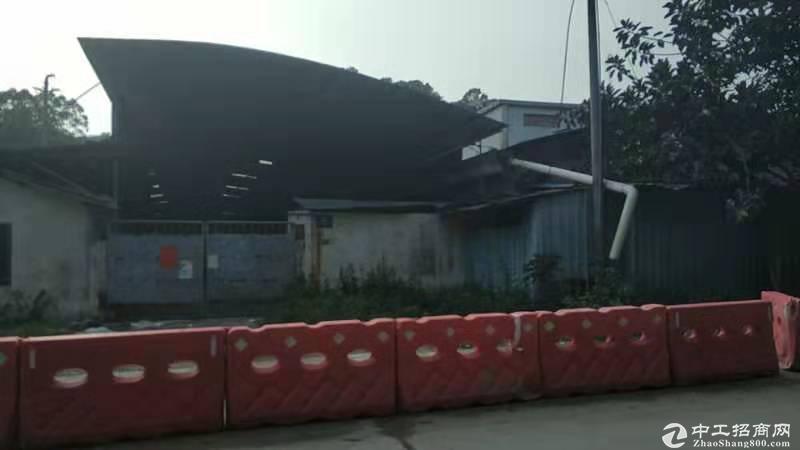 蓬江区杜阮镇单一层6200方厂房出租 价格实惠电量大