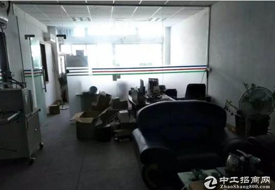 东莞茶山京山二楼500平米带现成装修厂房可办环评