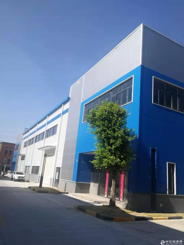 九龙坡工业园标准厂房送庭院