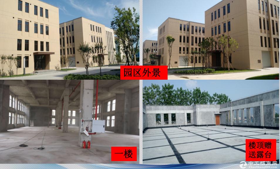九龙坡工业园标准厂房送庭院-图5