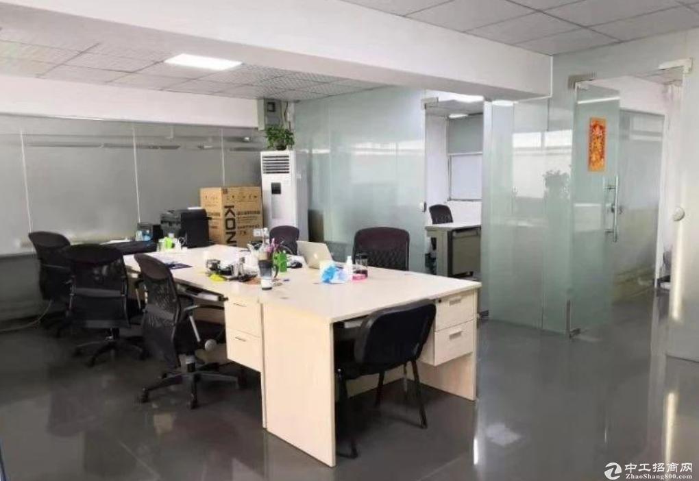 茂辉工业区标准二楼770方带装修,水电齐,可环评