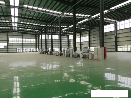 潍坊滨海产业园优惠入驻、可定制厂房