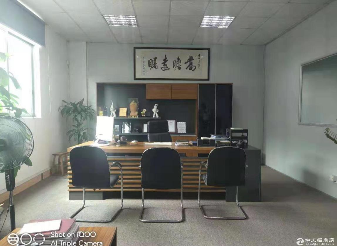 沙朗新出楼上700平精装修办公厂房招租