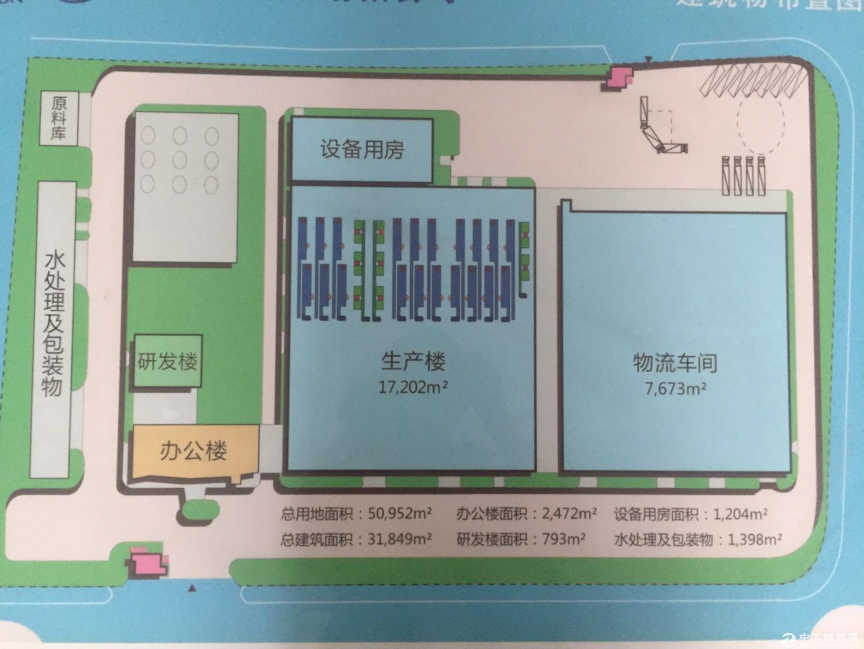 机场附近厂房出租,高台库8000平可分租,可注册、环评,多行业准入