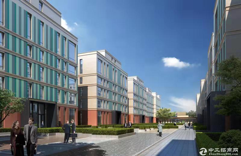 隆达智汇PARK科技产业园正规办公楼独栋6400平,可分割出售