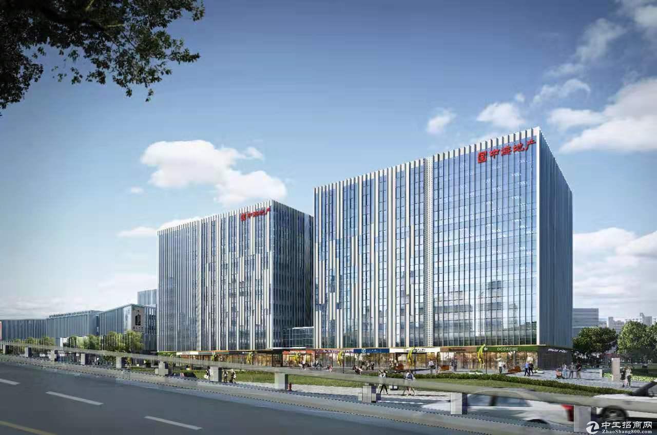 隆达智汇PARK科技产业园正规办公楼独栋6400平,可分割出售-图2