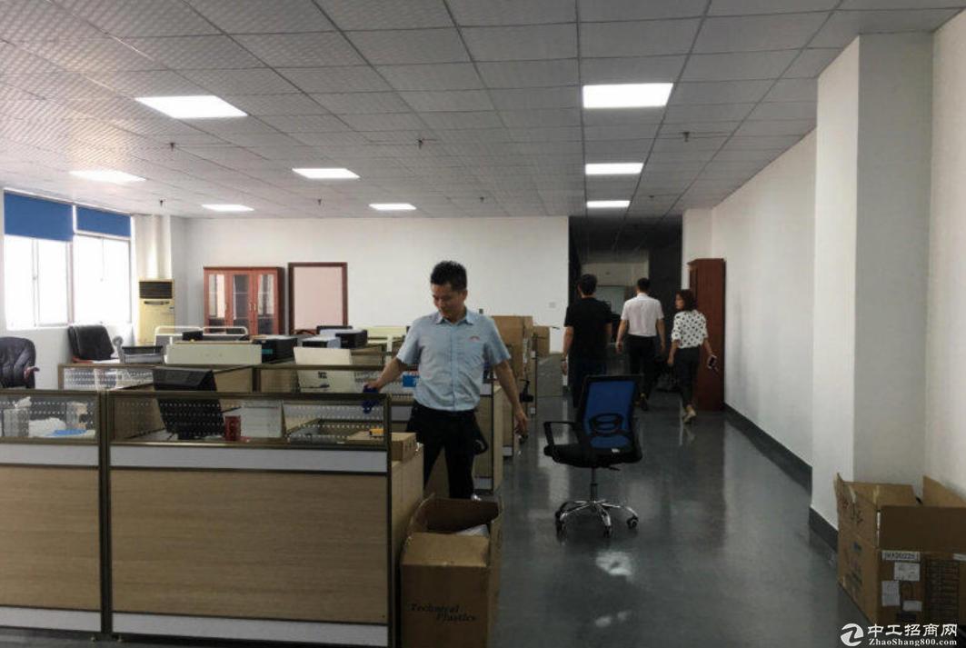 同益工业区精装修三楼700办公厂房出租