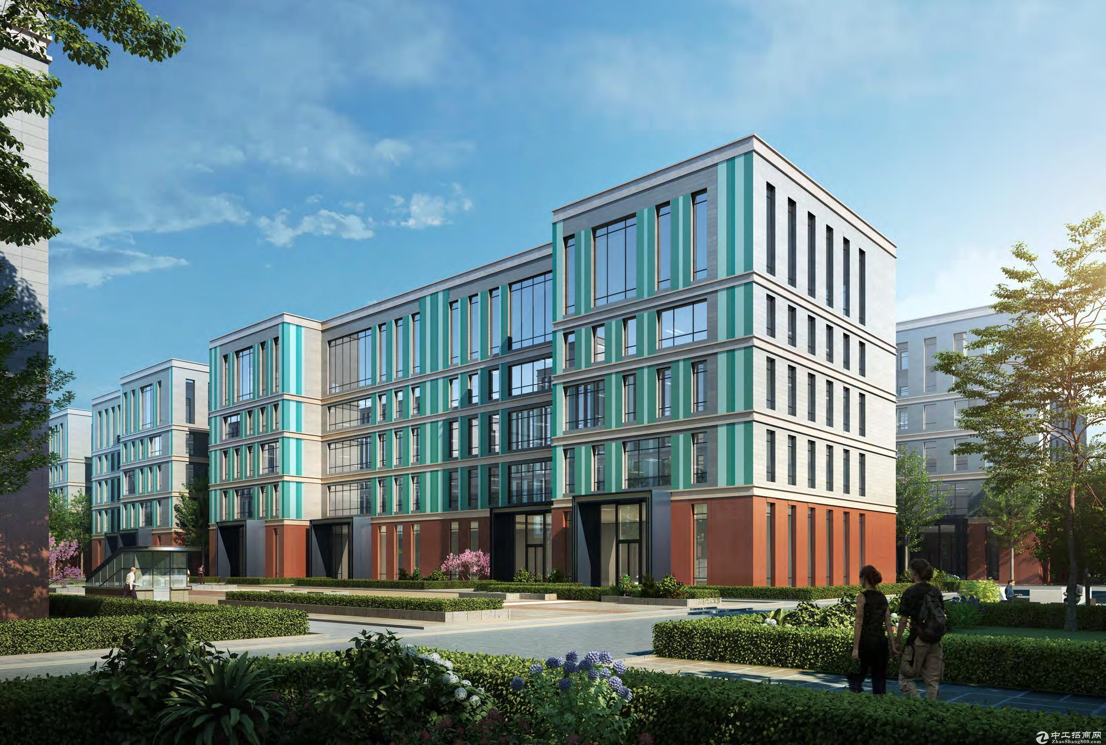 (租)300至6000平米标准办公厂库房,正规园区-图2