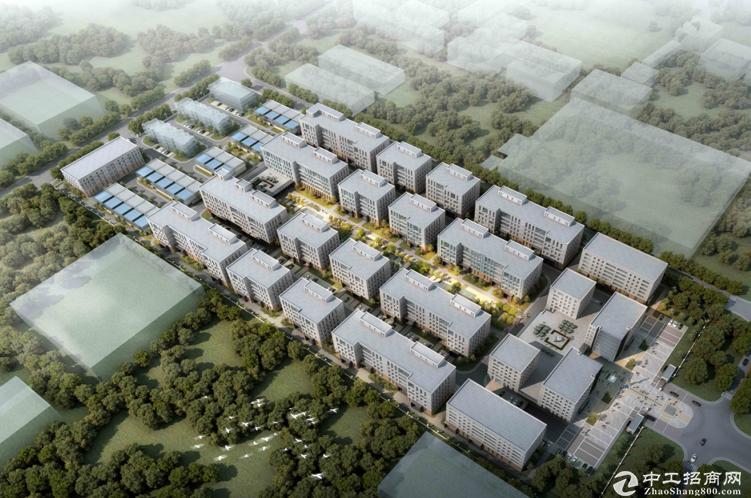 开发商直招,燕郊裕泰产业园独栋出售,单层330平米起售-图3