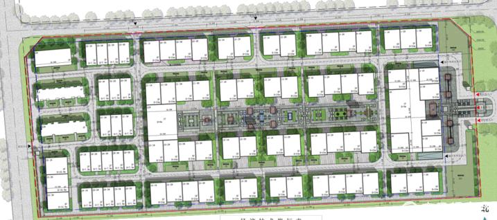 开发商直招,燕郊裕泰产业园独栋出售,单层330平米起售-图4