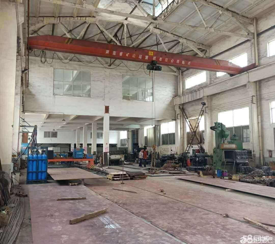 港下五一工业园独立厂房1200平出租