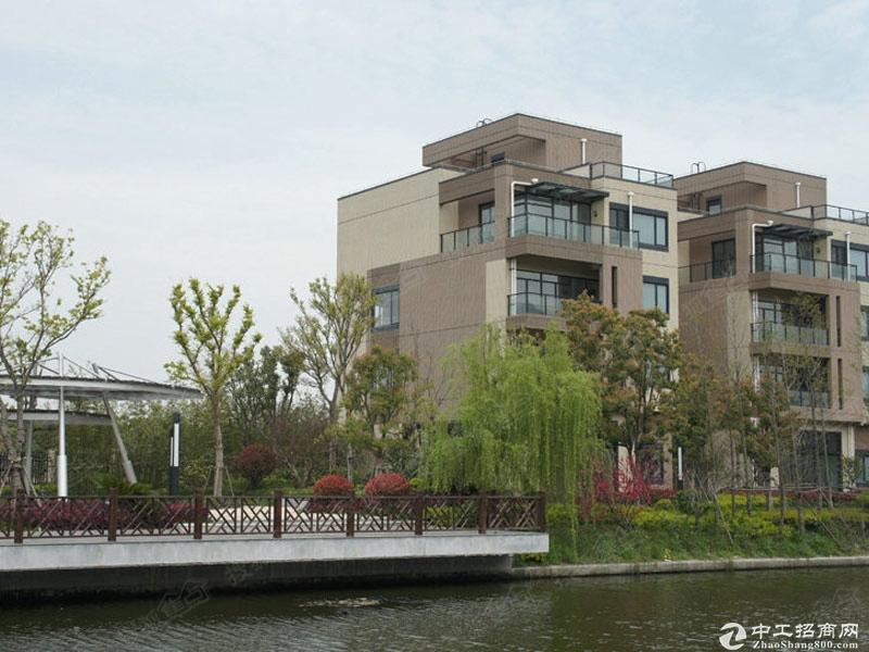 南翔镇独栋四层863平绿证可办公研发仓储做总部型厂房低价诚售