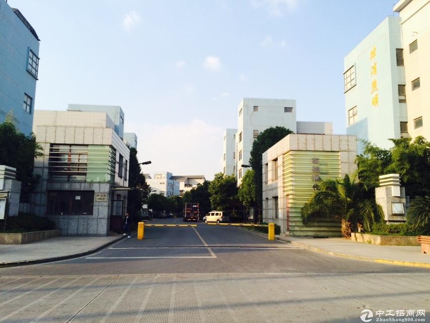 嘉定区独栋4层办公仓储加工研发企业总部出售