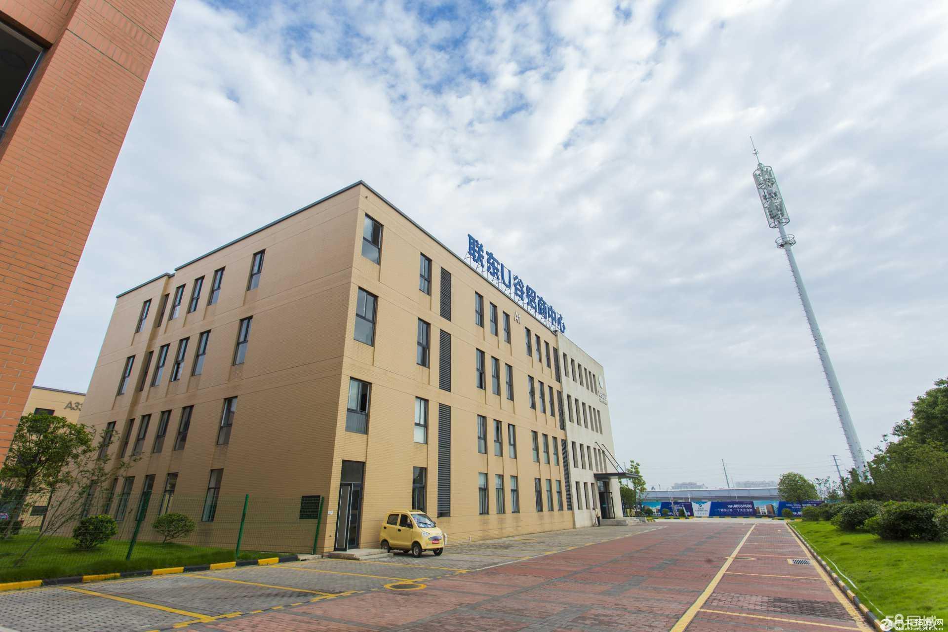 高铁西 首层7.2米 2-3层独栋厂房