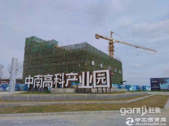 出售杭州城北中南高科产业园标准厂房,产证齐全,配套好,可按揭