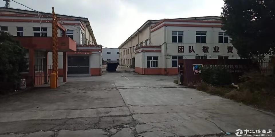嘉行公路仓库出租_宝钱公路仓库出租_上海仓库出租-图2