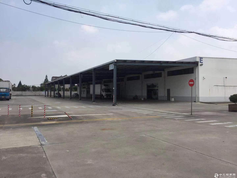 浦东机场30000平方平台仓库丙类消防最少200平起租-图2
