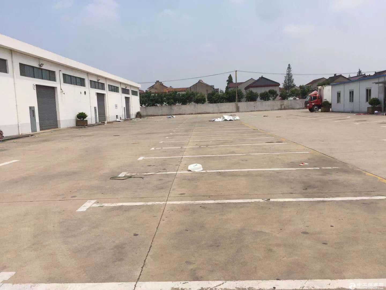 浦东机场30000平方平台仓库丙类消防最少200平起租-图3