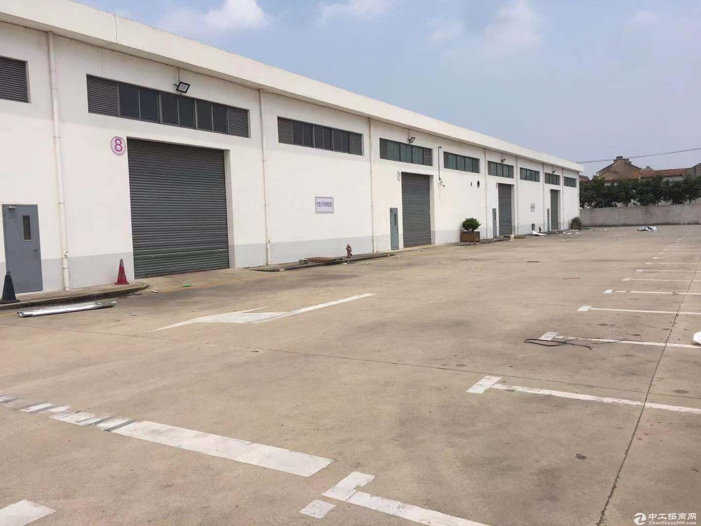浦东机场30000平方平台仓库丙类消防最少200平起租-图4