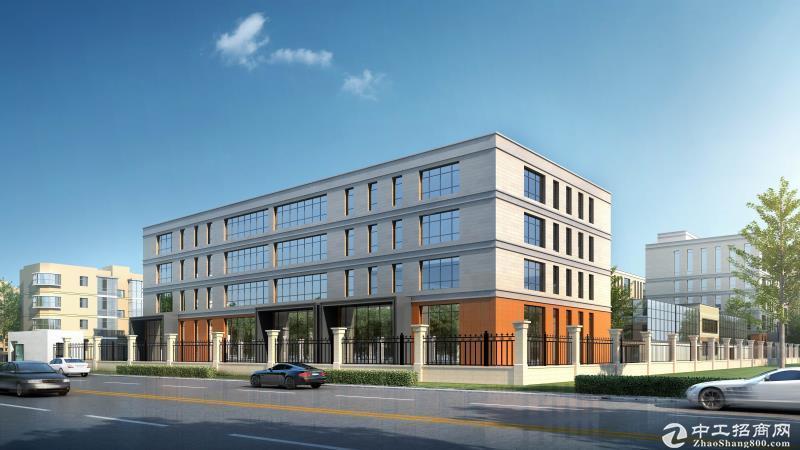 出售燕郊厂房独栋300-6000平米正规厂房,研发楼高新产业区-图3