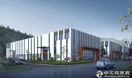 马鞍山雨山区中欧国际产业园710到6000平高标厂房-图3