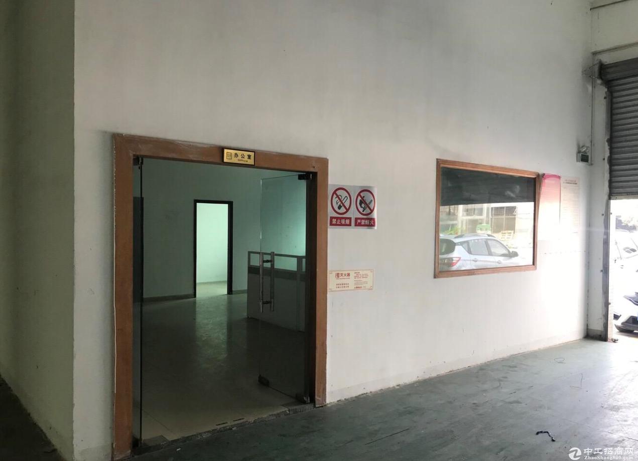 沙港公路400平一楼,现成办公室装修,仓库,独立洗手间