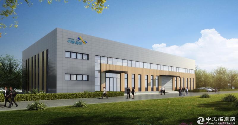 出售临空经济区位于西咸机场2.7公里处高端框架厂房