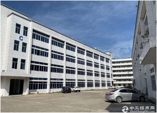 东莞东坑厂房11395平方无分摊面积出售