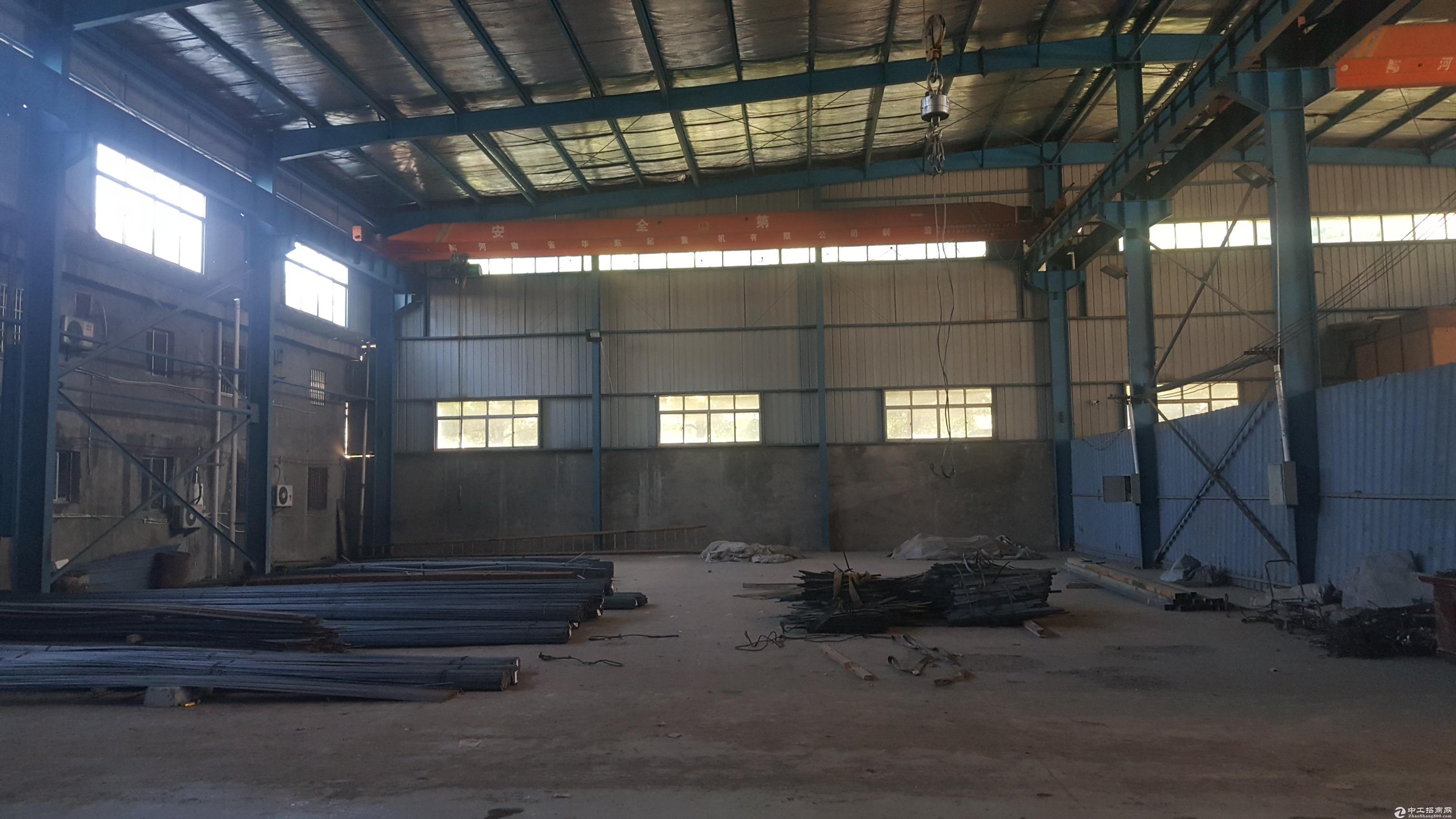 东北塘机械3200平厂房出租