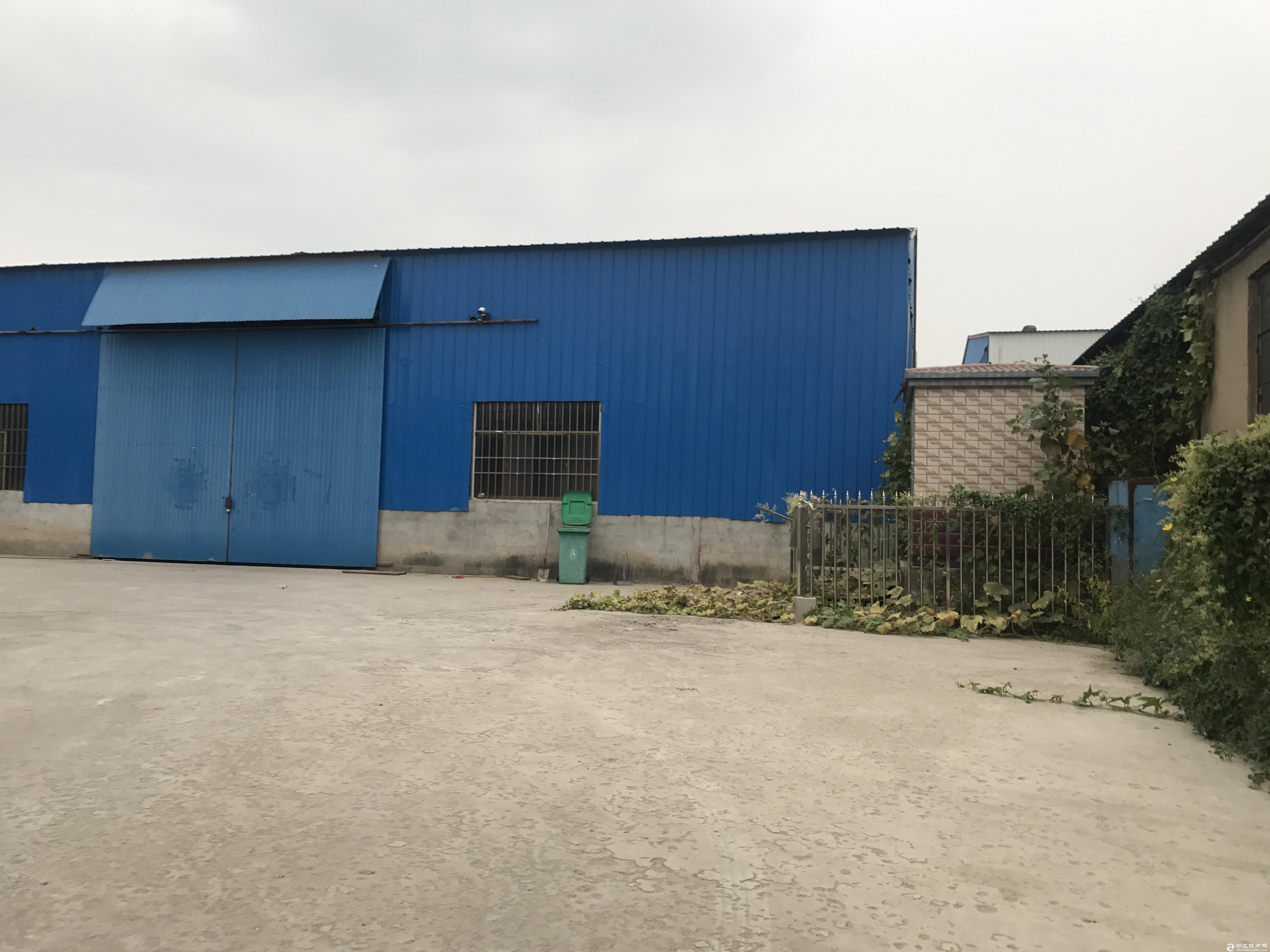 兰山区义堂镇2000-3000平米标准钢结构厂房出租2019