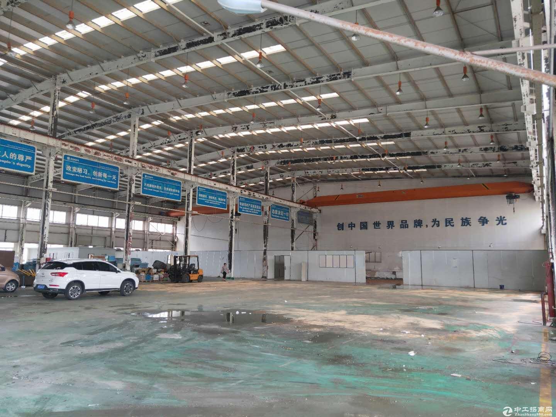 (出租) 周浦万达附近3000平标准厂房适合生产加工仓库展厅文体活动等