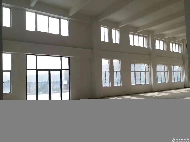 7.8米挑高荥阳独栋工业厂房,可环评、大产权