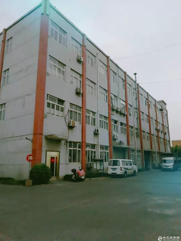 上海宝山罗店标准厂房出租